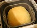 ホームベーカリーで焼いた初・食パン
